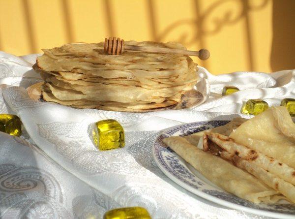 Муфлета (мофлета) - Марокканские и еврейские блинчики