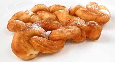 Пилита - Таджикская сладкая выпечка