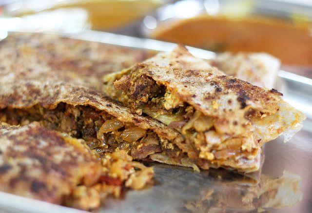 Муртабак - восточный пирог