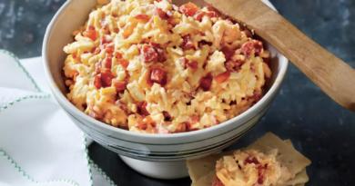 Пименто - Американский соус для крекеров и бутербродов