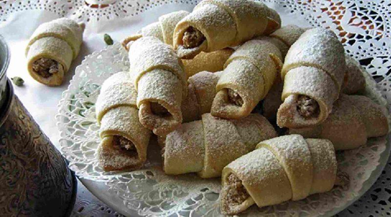 Мутаки - Азербайджанская выпечка