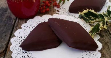 Мостачоли - Итальянское медовое печенье