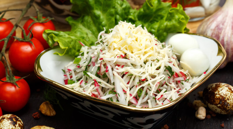 Навруз - узбекский салат
