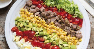 Кобб - Американский салат