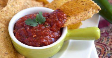 Сальса - мексиканский соус