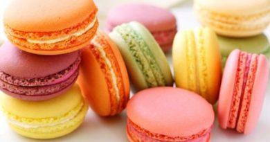Макарон (макаруны) - Французские миндальные пирожные