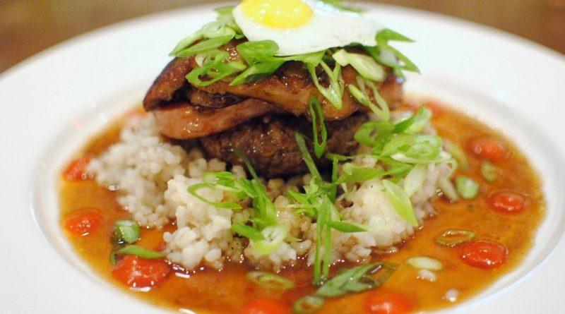 Локо моко - Блюдо гавайской кухни