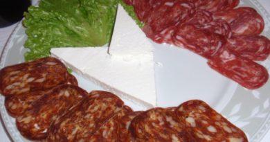 Луканка - болгарская колбаса