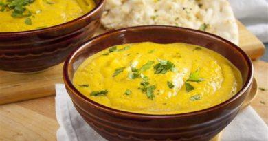 Маллигатони - Англо-индийский пряный суп
