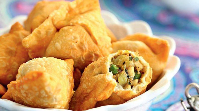 Самоса - Индийские пирожки