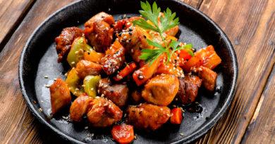 Лук лак - Блюдо вьетнамской кухни