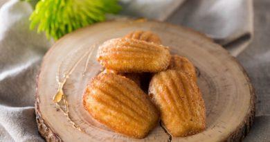 Мадлен — Десерт французской кухни
