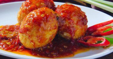 Самбал телур по-малазийски