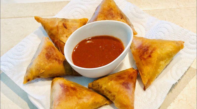 Самбуса (санбусак) - Арабские и еврейские пирожки