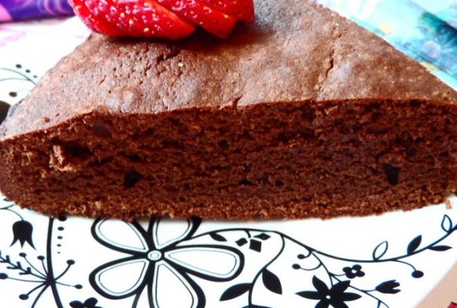 Кладкака - шоколадный пирог по-шведски