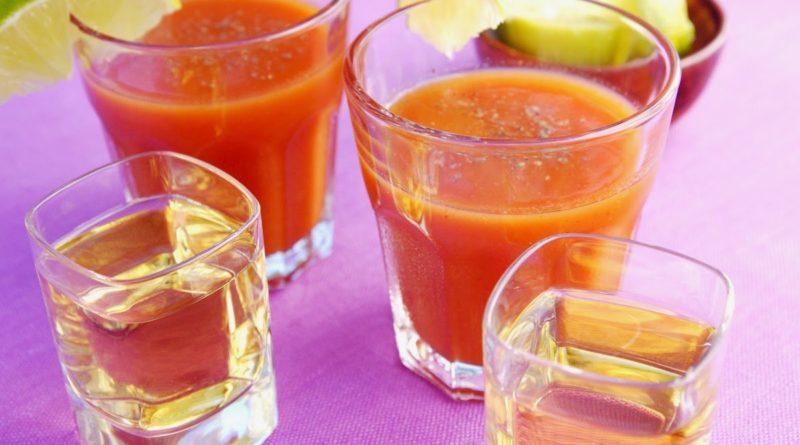 Сангрита - Мексиканский безалкогольный коктейль