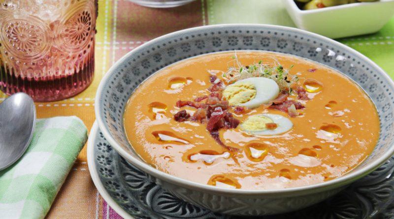 Сальмореха - Густой испанский суп