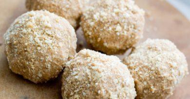Цукер-лекех - Рассыпчатое печенье по-еврейски