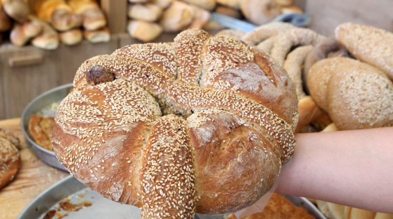Христопсомо - Греческий хлеб