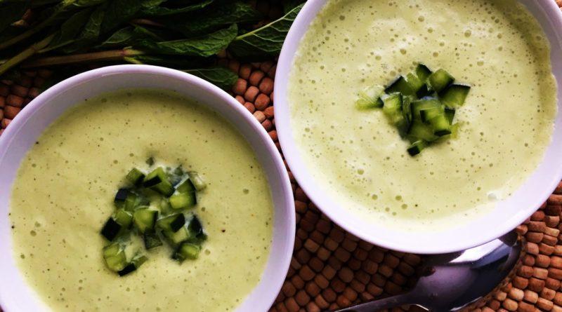 Моравский огуречный суп по-чешски и другие блюда из огурца