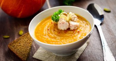 Конти - Французский чечевичный суп