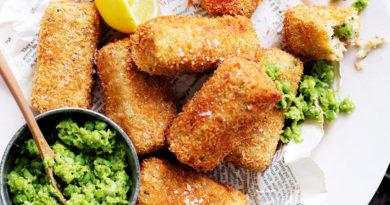 Палочки рыбные