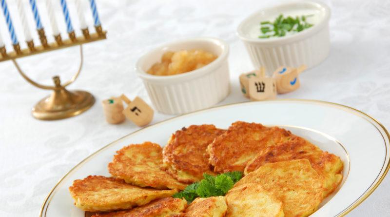 Латкес - Оладьи из картофеля по-еврейски
