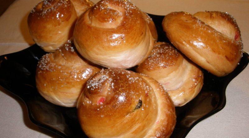 Кокурки - булочки по-русски