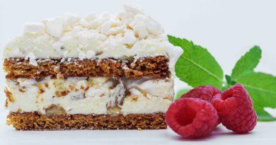 «Пани Валевска» - Польский торт из безе