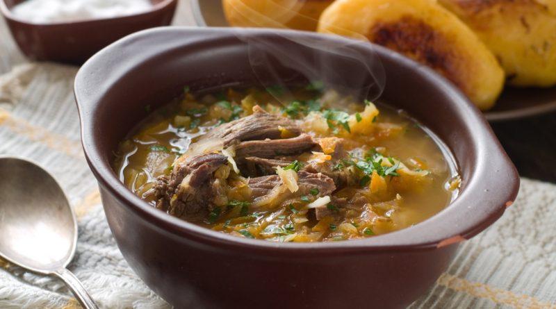 Кульчетай - густой суп по-киргизски