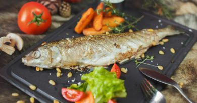 Рецепты из рыбы Омуль
