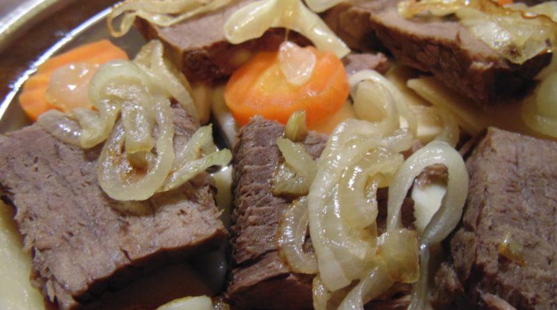 Куллама - говядина по-татарски
