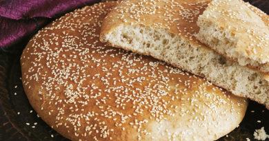 «Хлеб богача» (эйш-эс-сарайя) по-арабски