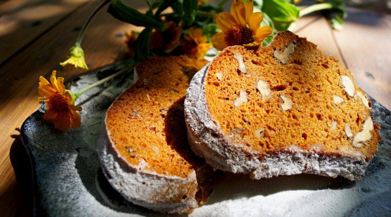 Лекех - Медовый кекс по-еврейски