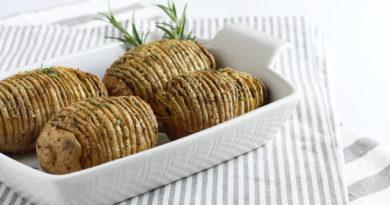 Хассельбак - Картофель по-шведски
