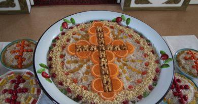 Коливо - Православная каша
