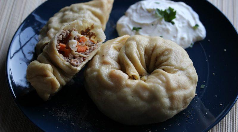 Оромо с говядиной по-киргизски