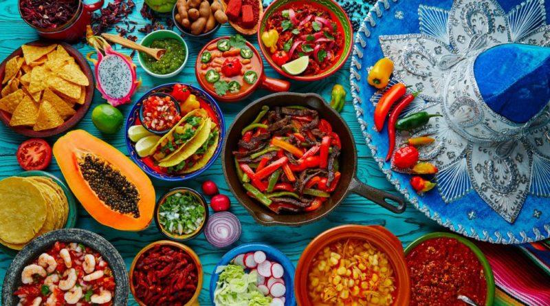 Латиноамериканская кухня