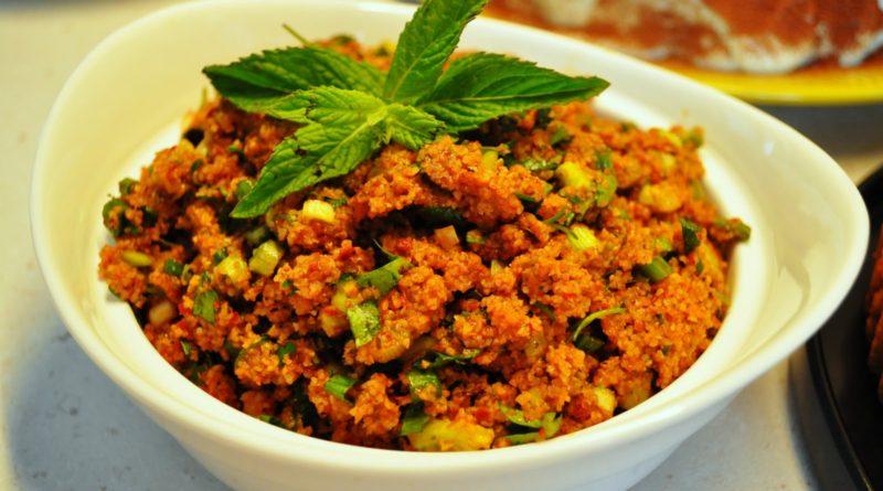 Кысыр - Холодная закуска по-турецки