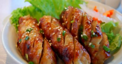 Нем нуонг - Котлетки из свинины с лемонграссом по-вьетнамски