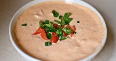 Ремулад - Французский соус на основе майонеза