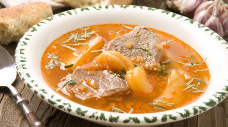 Суп из говядины с курагой по-армянски и другие рецепты с курагой
