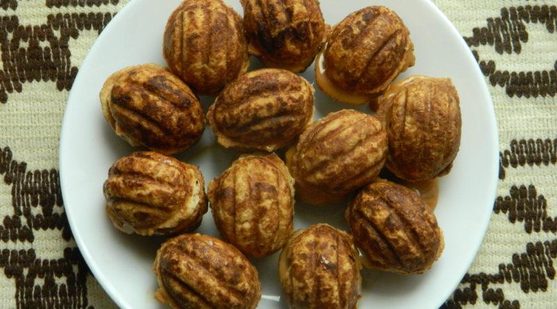 «Орешки» - русский десерт