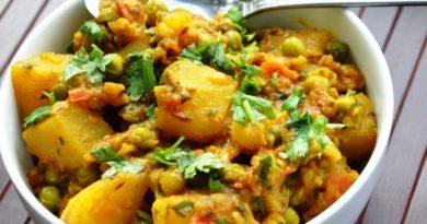 """Картофельное карри по-индийски, """"Золотое молоко"""" и другие блюда с куркумой"""