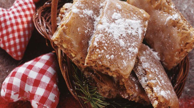 Лекерли - Швейцарские пряные медовые коврижки