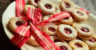 «Линцские глаза»- Печенье по-немецки