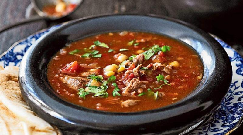 Харира - Марокканский суп