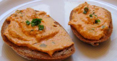Липтовский сыр - Сырная закуска в кухнях Словакии и Австрии