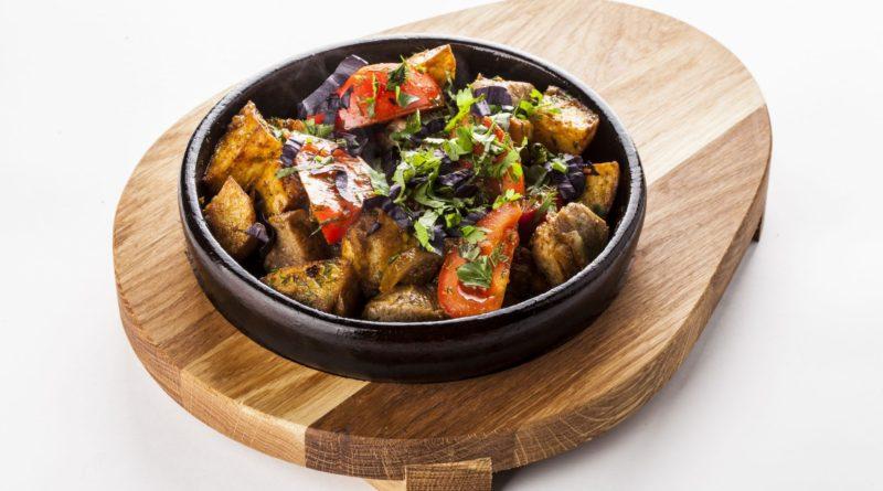 Оджахури - мясо по-грузински