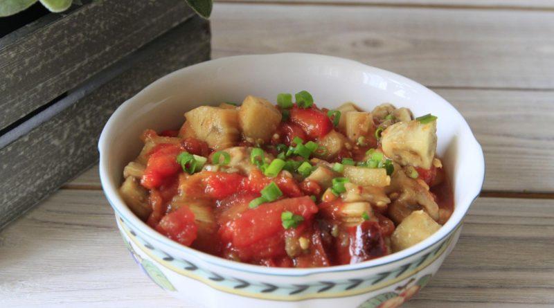 Хоровац - Армянский тёплый салат
